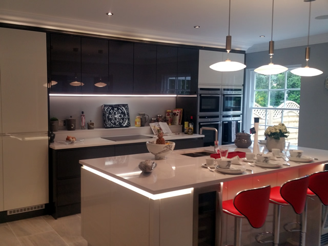 Contemporary Kitchens By Blok Designs