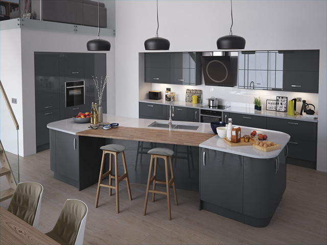 Contemporary kitchens blok designs ltd for Kitchen ideas ltd