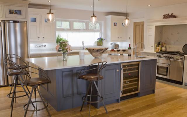 New Inframe Kitchen 1