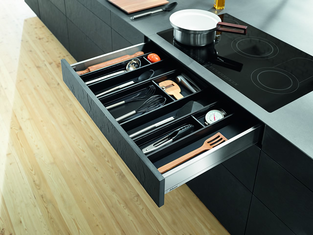 Blum Cutlery Drawer