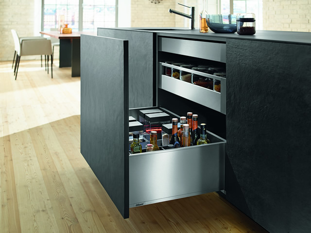 Blum Deep Drawer