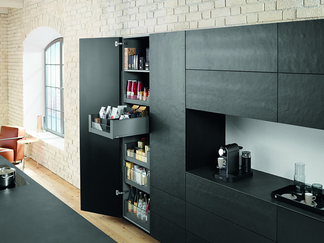 Blum Tall Cupboard