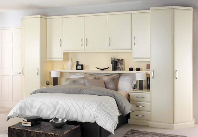 Ascot Cream Fitted Bedroom