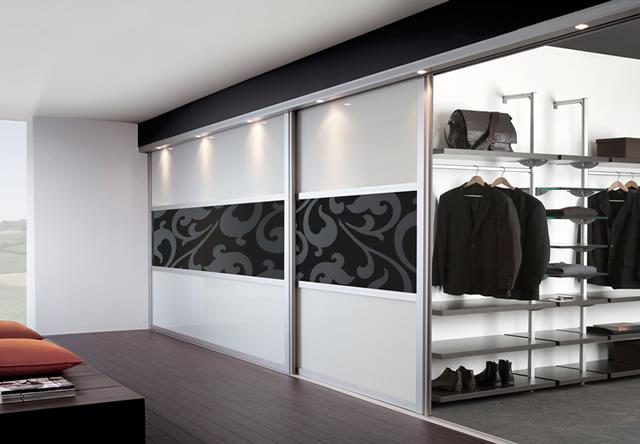 Sliding Wardrobe Interior 9