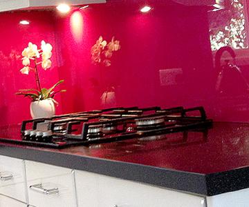 Glass Splashbacks Blok Designs Ltd