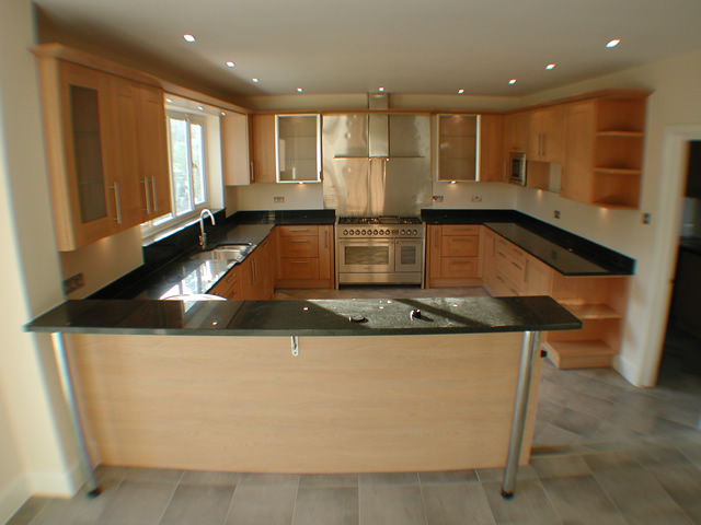 Kitchen portfolio blok designs ltd for Kitchen ideas ltd
