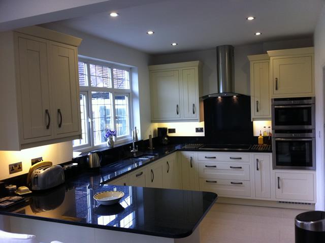 Kitchen Installation Cheam Surrey Blok Designs Ltd