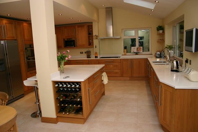 Kitchen Case Study South Nutfield Surrey Blok Designs Ltd