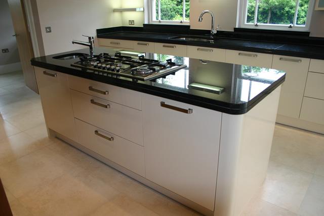 Kitchen Case Study Virginia Water Surrey Blok Designs Ltd