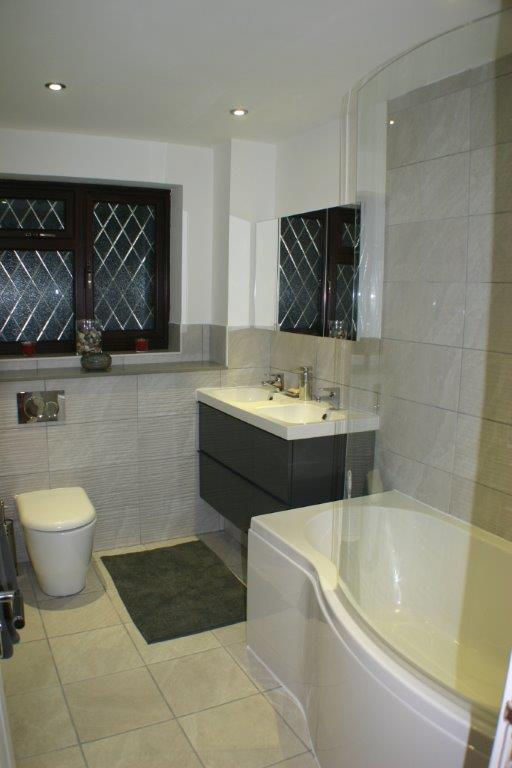 Bathroom Case Study Horley Surrey Blok Designs Ltd