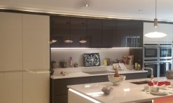 Kitchen Island and Wall Units