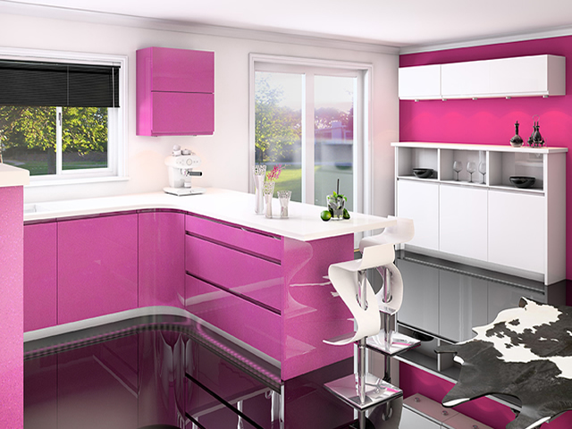 JP pink sparkle