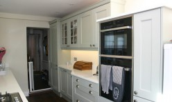 shaker-kitchen-showing-new-eye-level-oven