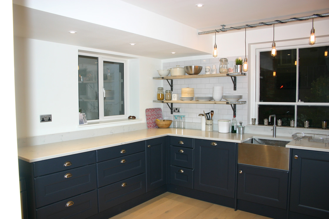 Large New Kitchen in Redhill Surrey