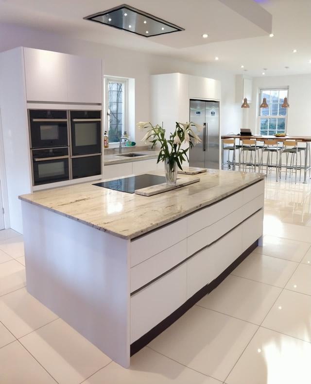 Bletchingley Bespoke Kitchen Design and Build