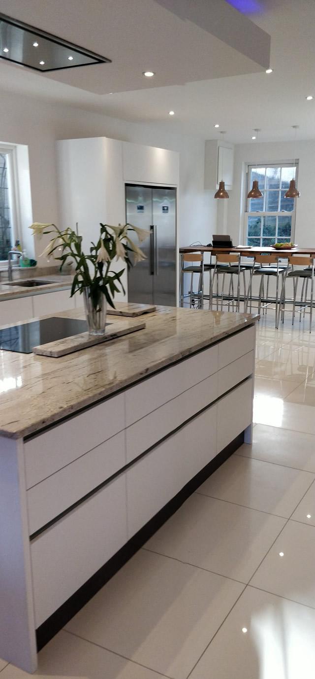 Bletchingley Bespoke Kitchen Installation
