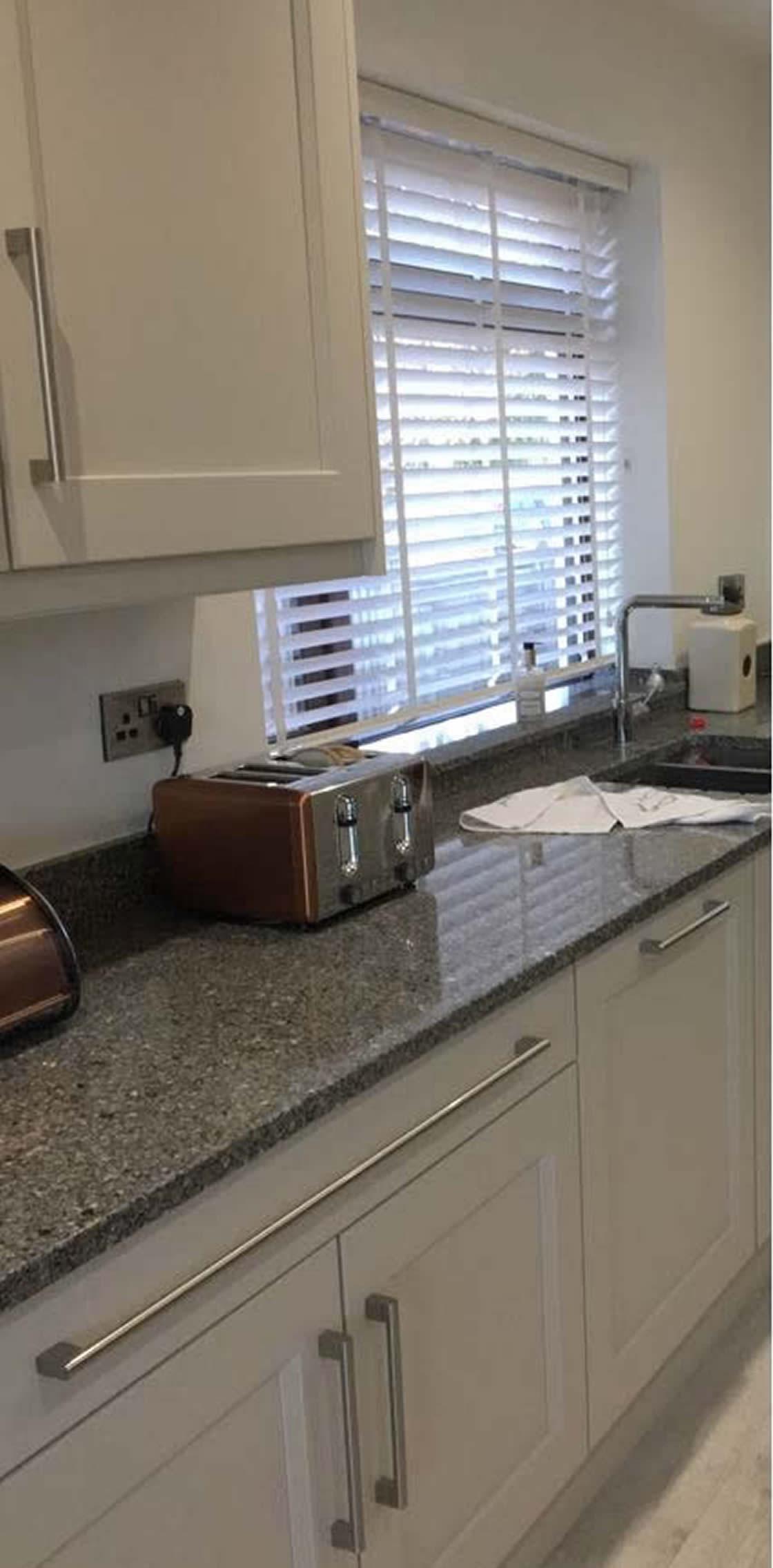 Shaker Kitchen Design and Installation Surrey