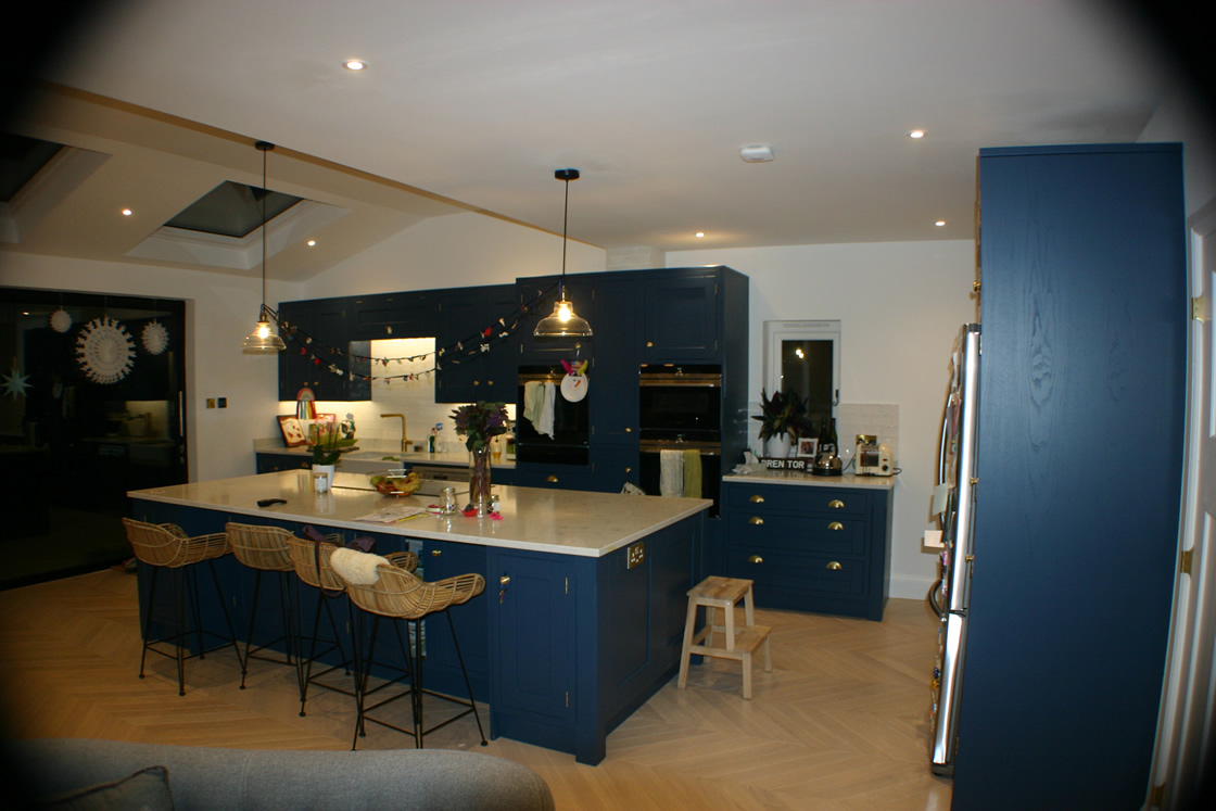Bespoke Kitchen Design Redhill Surrey