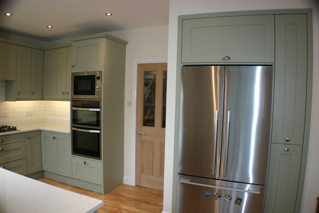 Bespoke Kitchen Designed and Installed in Surrey