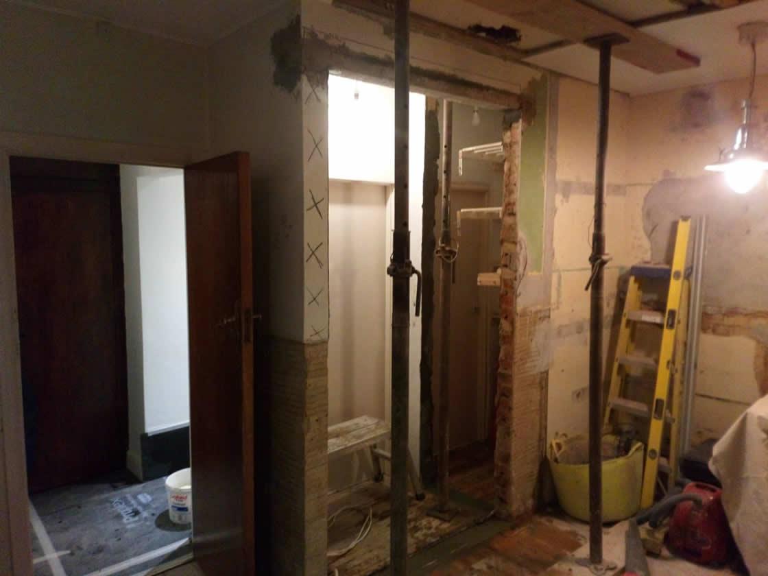 Carlshalton Beeches Kitchen Building Works