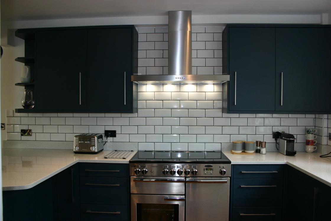 Kitchen Diner Renovation 30mm Quartz Worktops