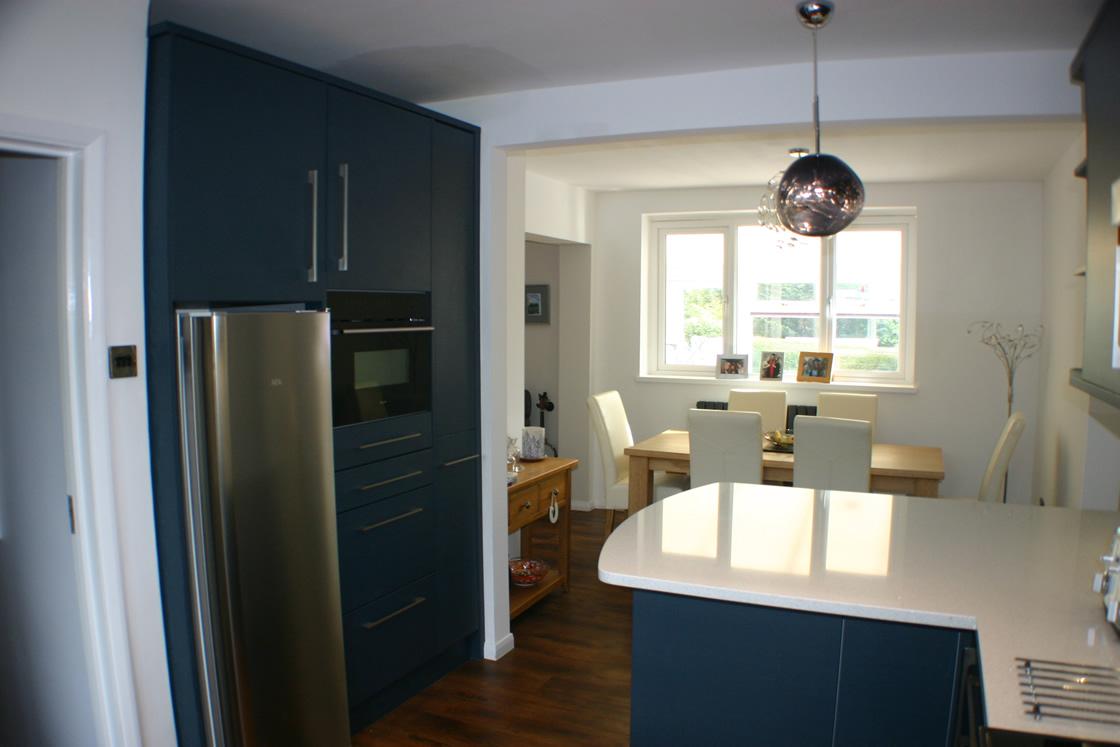 Kitchen Diner Renovation in Merstham