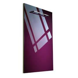 damson acrylic