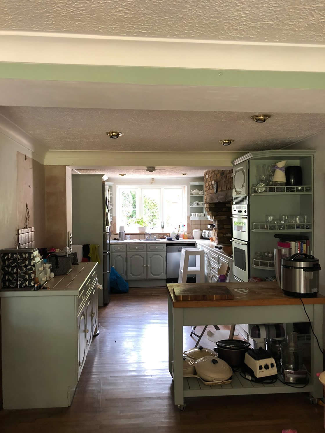 Caterham Painted Kitchen Project - Before 3