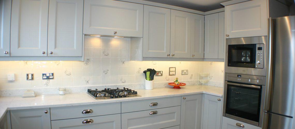 Bespoke Kitchen Installation in Royal Earlswood Park