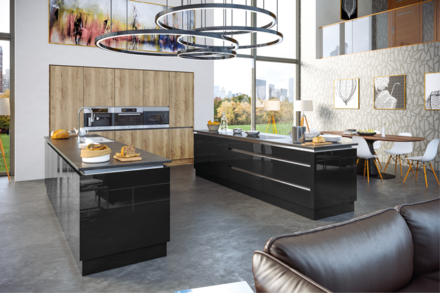 halifax-natural-oak-ultragloss-black-kitchen