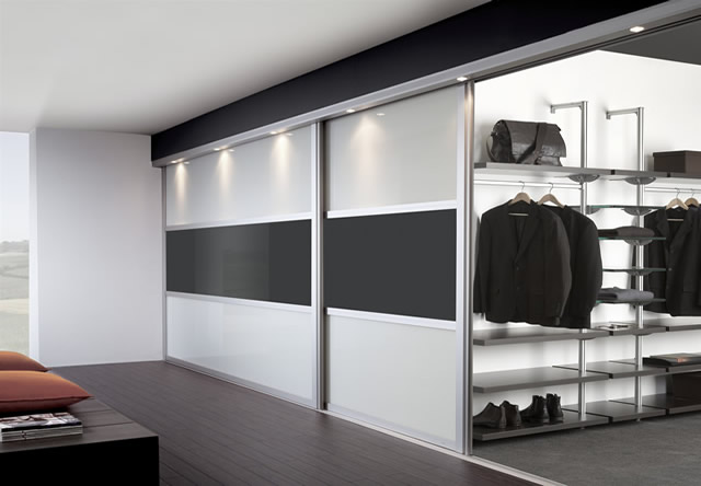 Sliding Wardrobe Cover