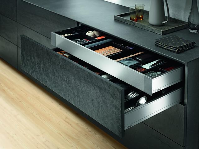 Blum Internal Cutlery Drawer