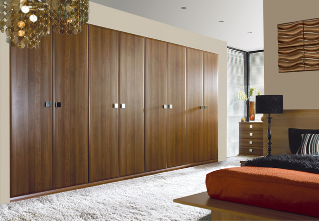 Ascot Tobacco Fitted Bedroom
