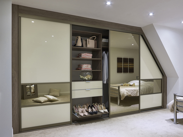 Built in Sliding Wardrobes