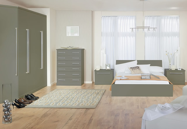 Havana Matt Fitted Bedroom