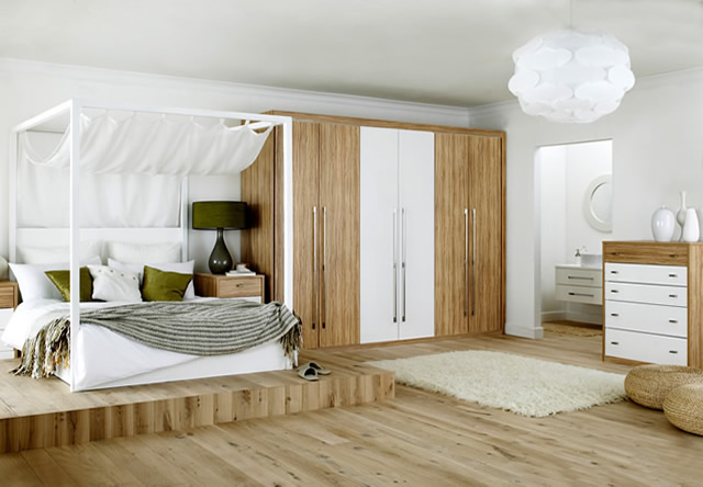 Olivewood Fitted Bedroom