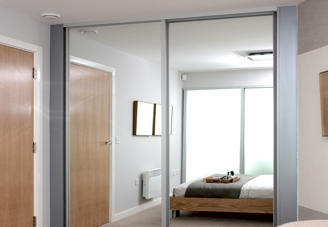 Sliding Wardrobe Interior 12
