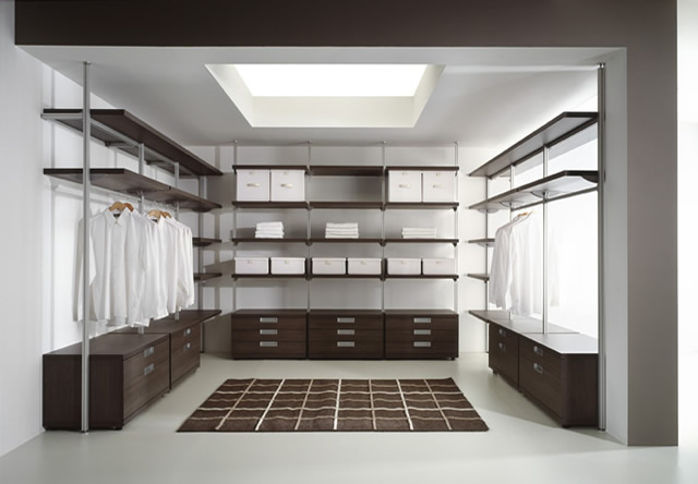 Sliding Wardrobe Interior 2