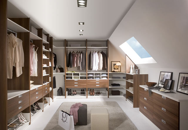 Sliding Wardrobe Interior 3