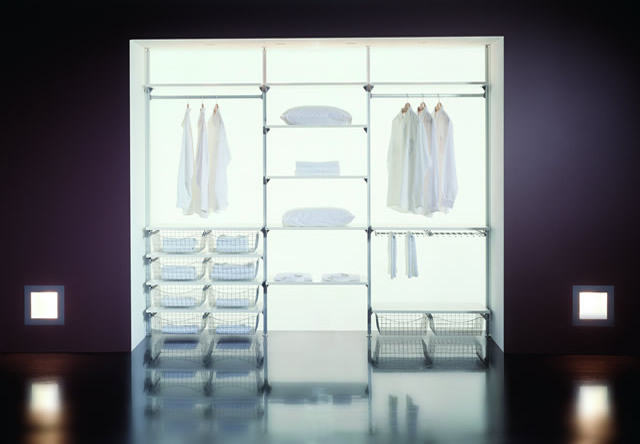 Sliding Wardrobe Interior 5
