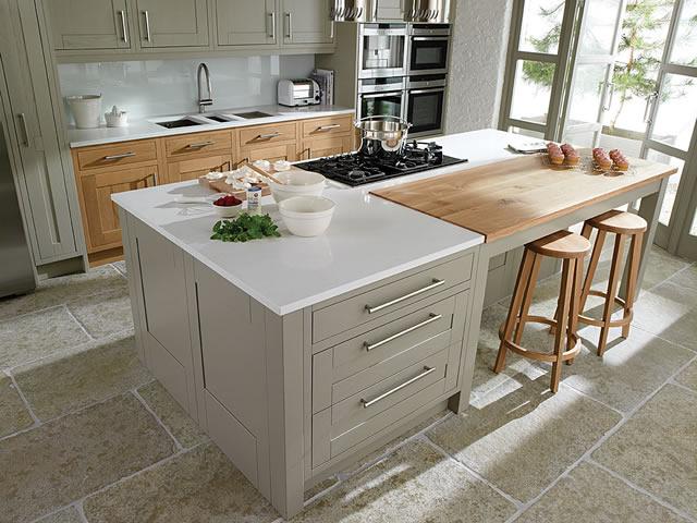 PW-Inframe-Suede Inframe Kitchen