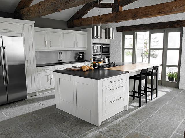 PW-inframe-Chalk Inframe Kitchen