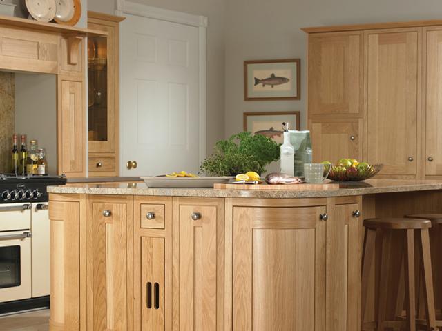 Petworth-Natural-Oak Inframe Kitchen