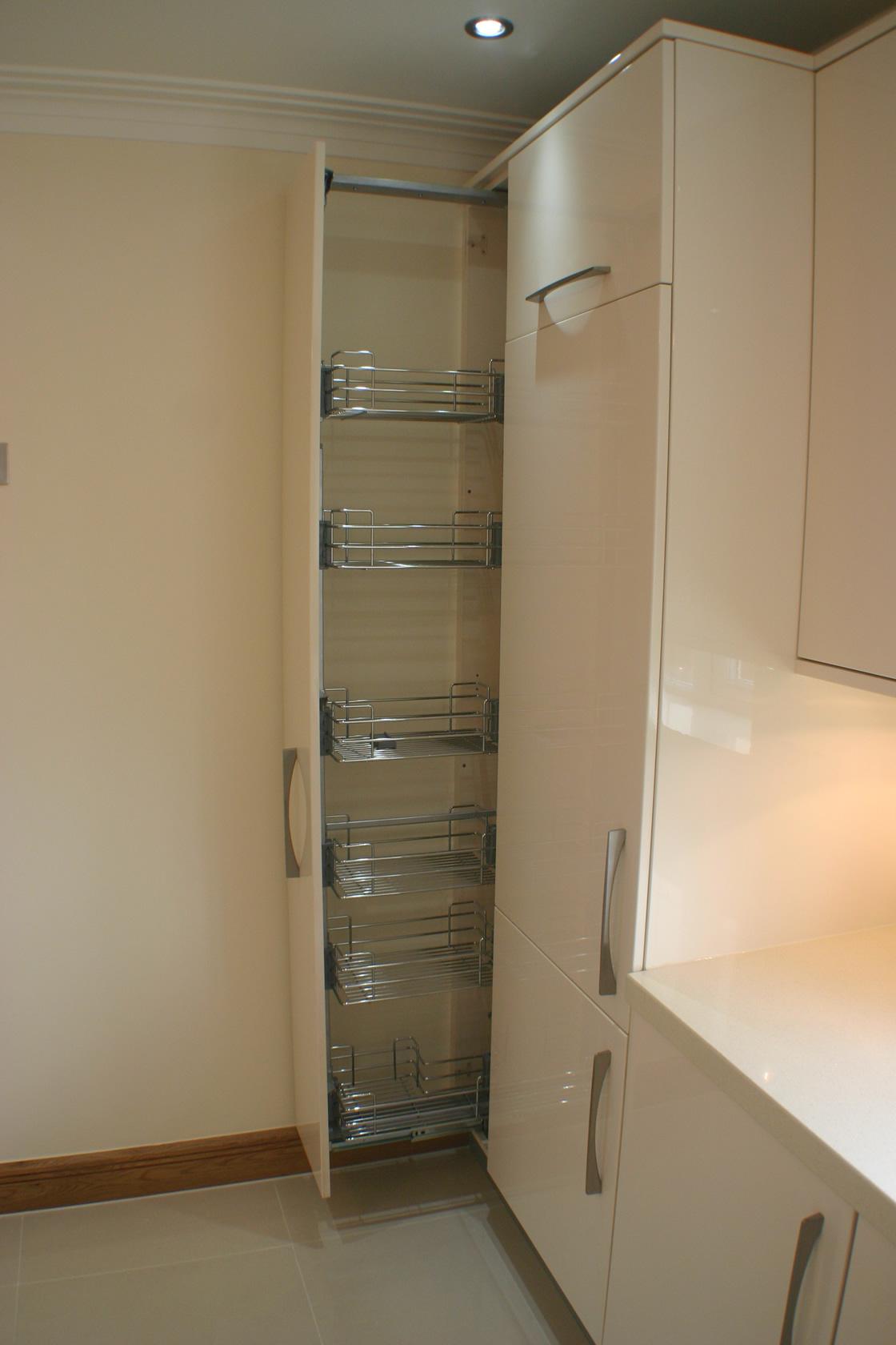 Bespoke Kitchen Storage Shirley Surrey