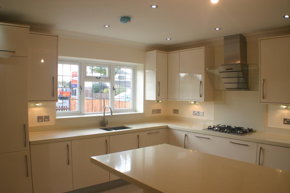 Gloss Kitchen Shirley Surrey
