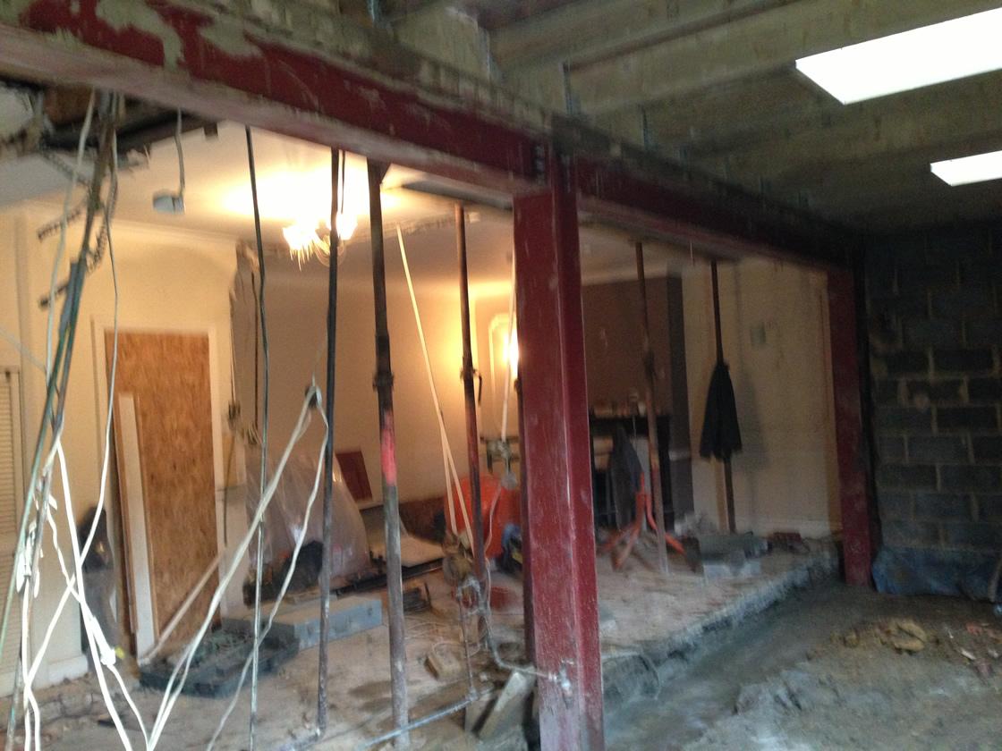 South Sutton Kitchen Extension Building Work