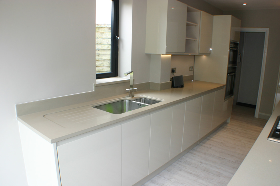 South Sutton Kitchen Extension by Blok Designs Ltd