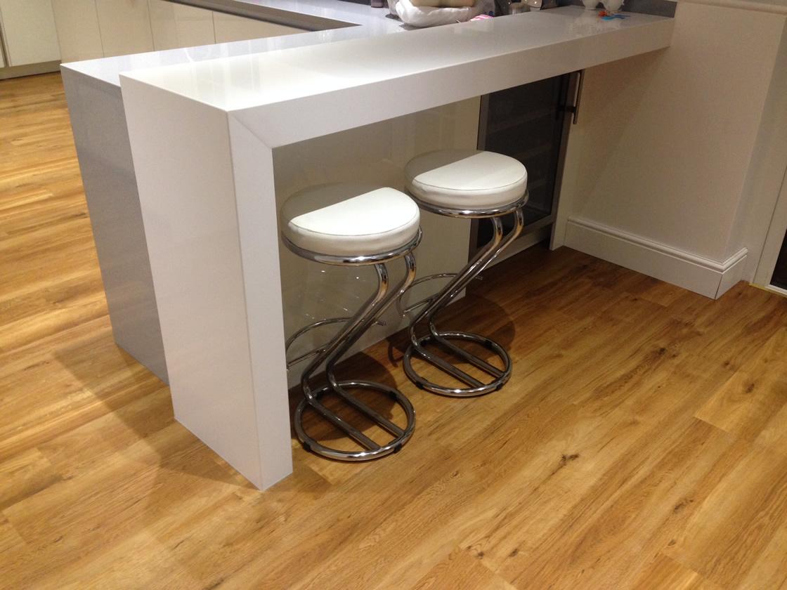Banstead Kitchen Oak Flooring