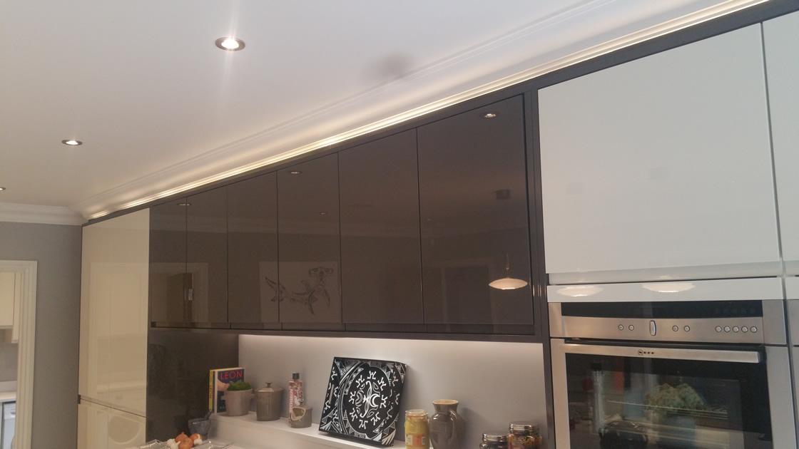 Large Kitchen Wall Units