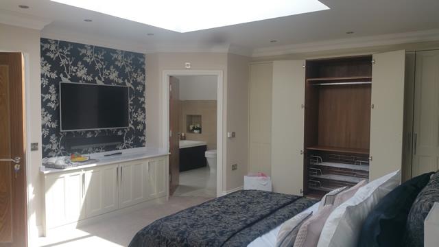 Master Bedroom View to En-Suite